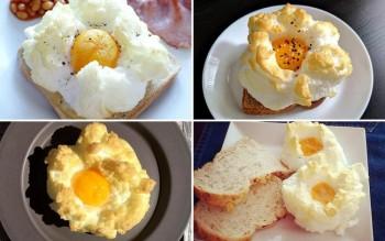 """Trứng mây - món ăn đang """"hót hòn họt"""" trên instagram thực sự là gì?"""